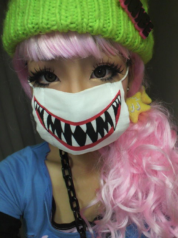 FOTD: Cute Gyaru with Personality