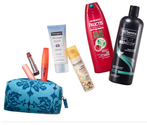 Target makeup bags