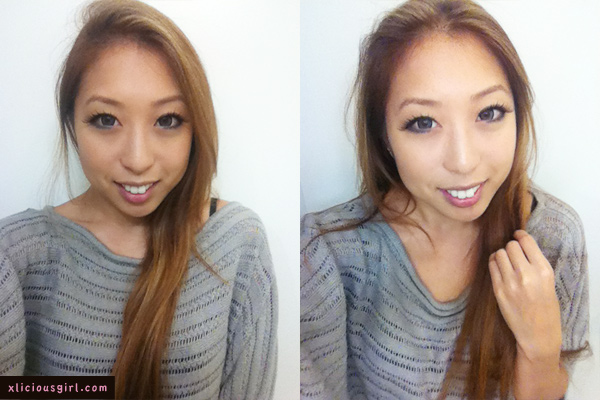 Simple Gyaru Eye Makeup Tutorial