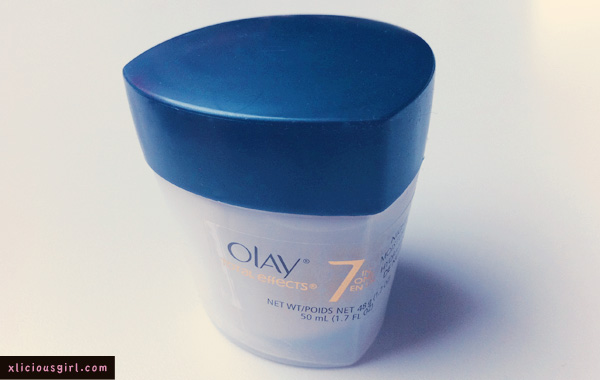 Olay Total Effects 7-in-1 Tone Correcting Night Moisturizer & Clinique Dramatically Different Moisturizing Lotion Review