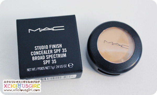 MAC Studio Fix Concealer SPF 35 Broad Spectrum SPF 35 Review