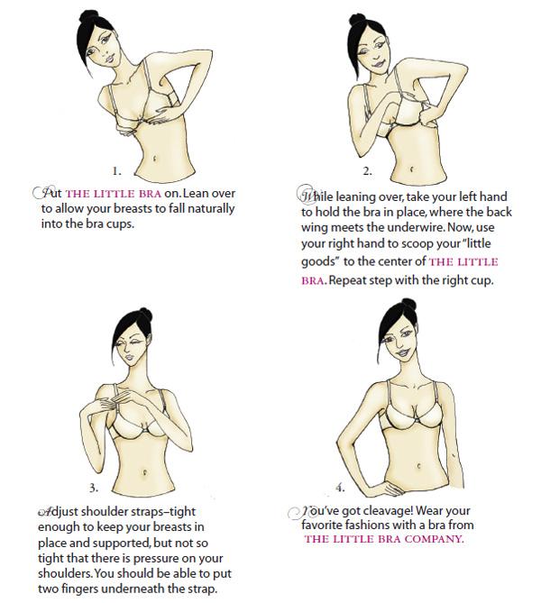 how-to-wear-a-bra-diagram