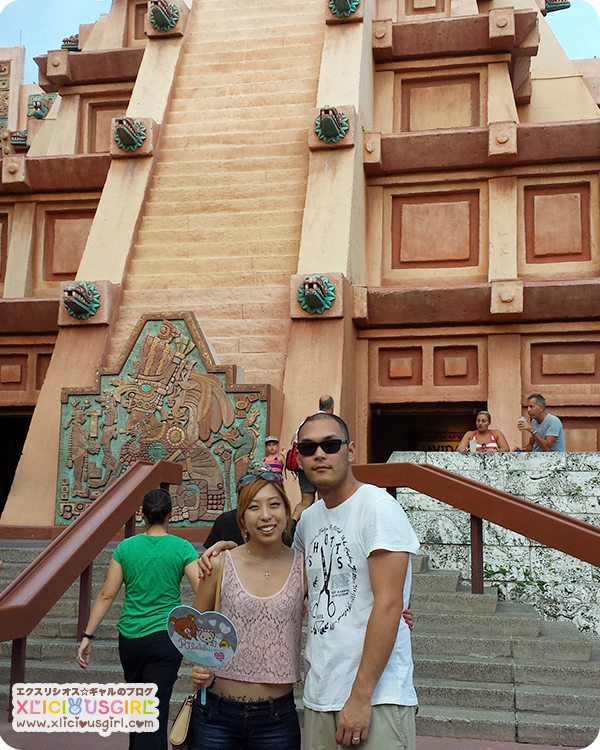 walt disney world epcot center mexico