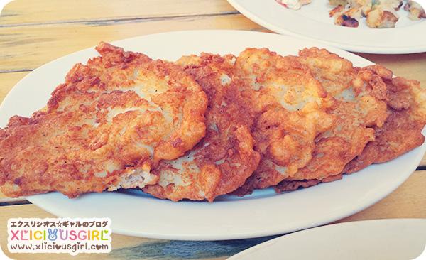 potato pancakes teresa's restaurant