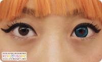 Vassen Color's Cloud Nine Blue Circle Lens Review