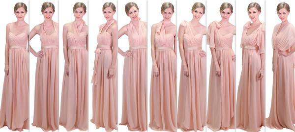 coco melody bridesmaid dress for everyone