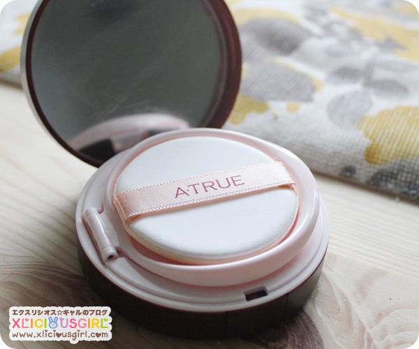 atrue cc cushion korean makeup review